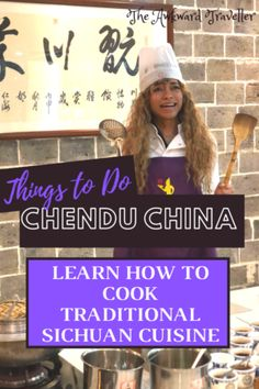 Visit The Chuancais Museum in Chengdu and learn how Sichuan cuisine persisted through centuries of change! And then, try your hand at cooking it! Chinese Visa, Crying Emoji, Steamed Dumplings, Chengdu, China Travel, Learn To Cook, Cooking Classes, Public Transport, Museum