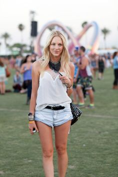WOMEN'S WEAR DAILY TOP RATED COACHELLA LOOK: CAMI NYC