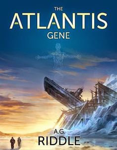 Book Crave Reviews: The Atlantis Gene (The Origin Mystery #1) by A.G. ...