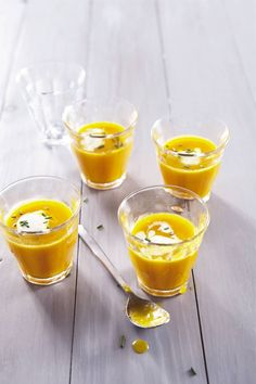 Vegan Carrot Ginger Soup - This vegan carrot ginger soup from the Weelicious cookbook is super easy and delicious. One Family. One Meal.