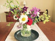 Sunnys Haus: Sommerblumenstrauß
