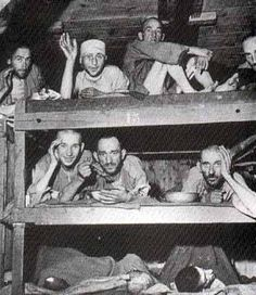 Holocaust: Many of the Jews were sent to death camps where living conditions were horrid, the worst camp was Aushwitz.