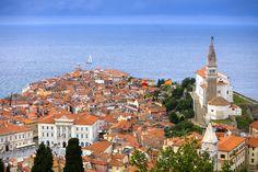 15279.  Piran, Slovenia - Jim Zuckerman Photography