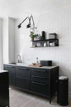 Home Interior Inspiration .Home Interior Inspiration Kitchen Flooring, Kitchen Furniture, Kitchen Interior, New Kitchen, Kitchen Decor, Coastal Interior, Eclectic Kitchen, Rustic Kitchen, Kitchen Ideas