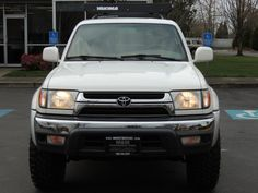 2001 Toyota 4Runner 4X4 DIFF LOCKS / TIMING BELT REPLACED / LIFTED !!! - Photo 5 - Portland, OR 97217