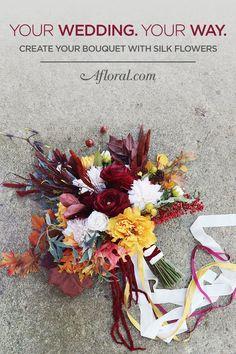 485 best fall wedding flowers images on pinterest