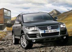 Volkswagen Touareg V10 5tdi