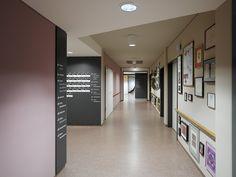 Pflegeheim Schorndorf, Schorndorf. Ein Projekt von Ippolito Fleitz Group – Identity Architects.