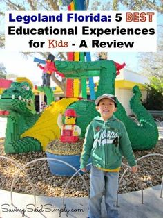 Legoland Florida: 5 Best Educational Experiences for Kids - A Review
