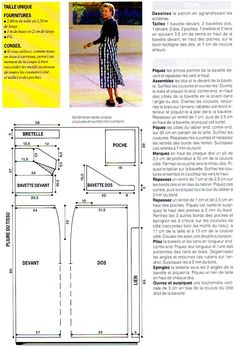 [Couture] The apron dress - Shop Knitting and Creative Leisure 2 of 2