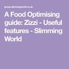 A Food Optimising guide: Zizzi - Useful features - Slimming World Slimming World Eating Out, Slimming World Online, Weight Loss Program, A Food, Finding Yourself, Lose Weight, Soul Searching