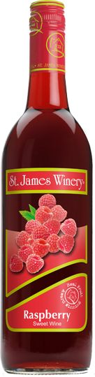 You can almost taste the sunshine in our Raspberry Wine. Enjoy well-chilled as a stand-alone glass of wine or as a mixer in a creative cocktail with lemonade and a garnish of fresh raspberries. Love this wine with chocolate cheesecake. $8.99 #fruitwine
