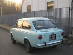 Fiat 850 Super - 0 Fiat 850, Fiat Abarth, Good Looking Cars, Fiat Cars, Engin, Transport, Motor Car, Cars And Motorcycles, Automobile