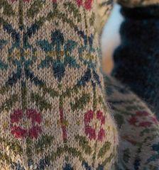 Knitting Patterns Ravelry Ravelry: Strathendrick pattern by Kate Davies Fair Isle Knitting Patterns, Knitting Charts, Knitting Stitches, Hand Knitting, Vintage Knitting, Knitting Machine, Kate Davies Designs, Crochet Hooks, Knit Crochet