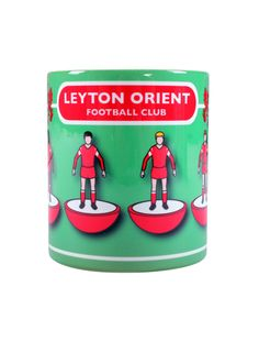 FLICK MUG. Leyton Orient FC