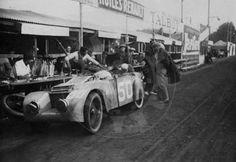 LE MANS 1925 - Chenard et Walker Tank  #50 - Raymond Glaszmann - Manso de Zuniga