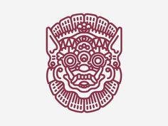 Topeng Bali