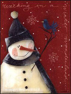 """Winter Wonderland"" by Jill Ankrom"