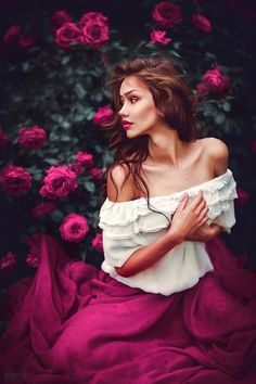 Beautiful Photographs by Svetlana Belyaeva Goal:Photograph Models