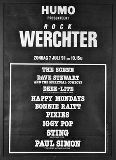 Rock Torhout/ Rock Werchter 1991 - Geschiedenis - Rock Werchter 2013