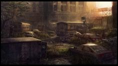 dead city by BMacSmith