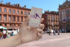 Logo and Business Card - Elsa zumba - Toulouse
