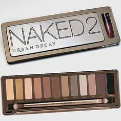 Urban Decay Naked 2 Palette  #Followitfindit #spon