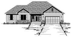 European   Traditional   House Plan 42102