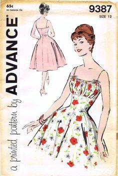 1960s Advance 9387