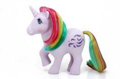 Windy. Rainbow pony. Year 2. 1983-84.