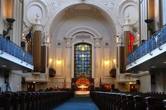 Make sure your Annapolis visit includes the US Naval Academy Chapel. It is beautiful!