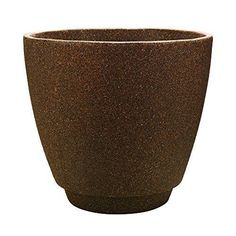 Garden Seed Planter Watering Outdoor Plant Growth Yard Home Flower Granite Brown #Unbranded