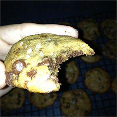 Salted Nutella Stuffed Chocolate Chip Cookies Tutorial!