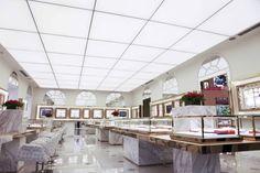 Jaff Jewellery Flagship Store by Design Overlay, Harbin – China » Retail Design Blog
