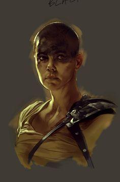 Imperator Furiosa - Mad Max: Fury Road - Ben Oliver