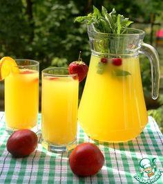 Цитрусовый напиток-конструктор