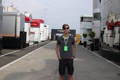 Bereznay Dani eSportos, F1-es élményeiről mesél