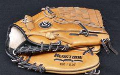 "Nike Keystone 1200 12"" Leather Baseball Glove Diamond Ready Right Hand Thrower #Nike"