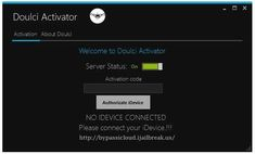 DoulCi Bypass Activation for iOS 8.1.2 and iOS 8.2 running iPhone and iPad…