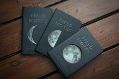 Lunacy Field Notes Memo Books (Set of three)