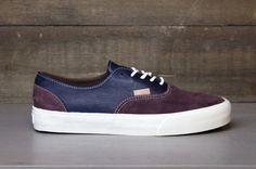 Un toque cincuentero con las Vans Era Decon. Cool shoes.
