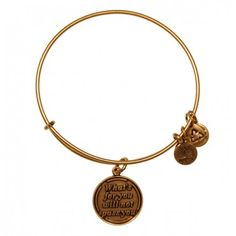 What's For You Will Not Pass You Charm Bangle Optimism • Determination • Life Your life is destined for greatness. Obstacles will inevitably come your way. Greet them with patience and hard work. Allow the light of fated opportunities to spill through, live in fearlessness, and remember that what's meant for you will not pass you.