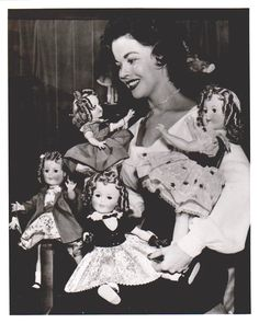 1957 Shirley Temple & Shirley Temple Dolls