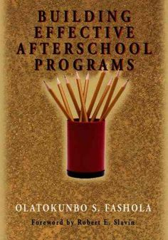 Precision Series Building Effective After-School Programs