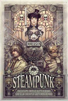 So steampunky