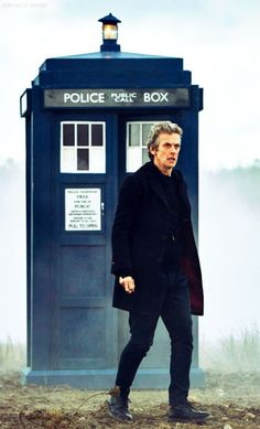 For all the Doctor Who fans.