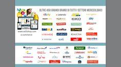 Questi sono solo alcuni dei siti dove ci sarà anche un circuito di negozi online e offline (da fine ottobre quando sarà online il nostro shop) per poter acquistare e risparmiare ricevendo un cashback! per saperne di più contattami oppure collabora con noi iscrivendoti su  www.myw55.com/55550576