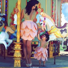 wow love this mommy and me style