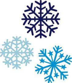 T l chargement patron flocon neige c la magie de noel pinterest flocon neige - Flocon de neige en papier a imprimer ...
