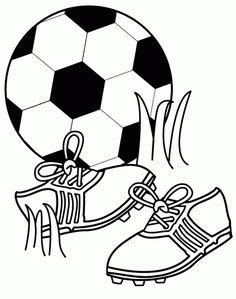 Fußball 33 Ausmalbilder